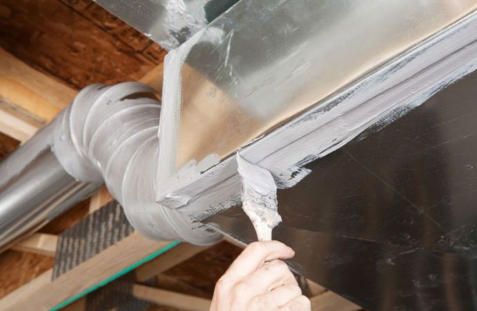 Well Sealed Duct System